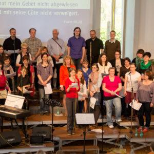Gospeln in Spremberg