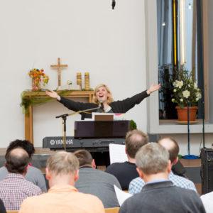 Miriam Schäfer - Gospeln in Spremberg